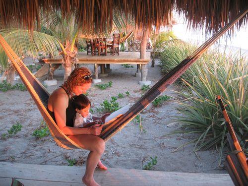 Sunest in Nicaragua